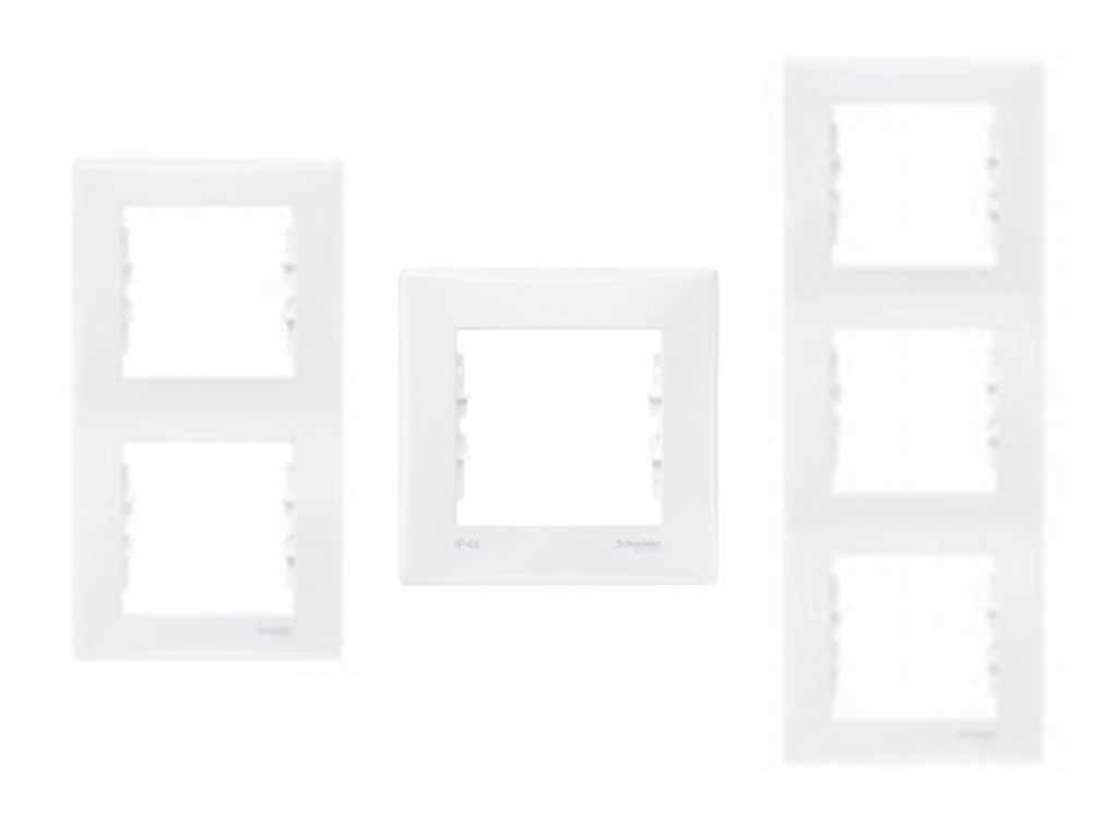 рамки белые для фото купить