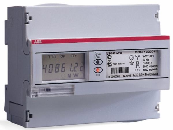 фото счетчики электроэнергии