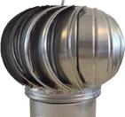 Дефлектор из оцинкованной стали под канал Ø120
