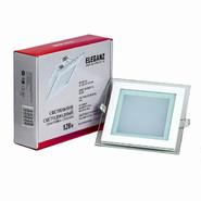 Светодиодный светильник квадратный 12 Вт - Eleganz