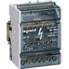Legrand Шина на DIN-рейку в корпусе (кросс-модуль) 4Px7 контактов 100А (004884)