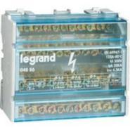 Legrand Шина на DIN-рейку в корпусе (кросс-модуль) 4Px11 контактов 125А (004886)