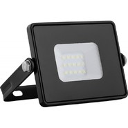 Прожектор LED, 50w 6400К, IP65, черный - Feron