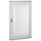 Дверь остекленная выгнутая для шкафов XL3 160/400 высота 600мм (020263 Legrand)