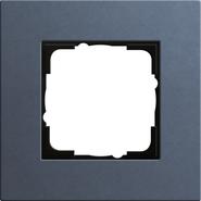 Установочная рамка 1 пост. синий, Esprit Linoleum-Multiplex (0211227)