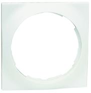 Simon 88 Одноместная квадратная рамка (белый)
