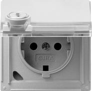 Схема подключения одноклавишного выключателя к розетке