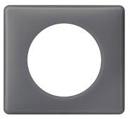 Legrand Celiane Одноместная рамка (фиолетовая перкаль)