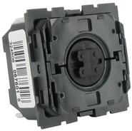 Механизм выключателя жалюзи кнопочного 067602 (67602) Legrand (Легранд) Celiane (Селиан)