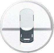 Legrand Celiane Лицевая панель розетки RJ-45 компьютерной (белый)