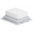 Коробка монтажная для лючков 12 модулей Legrand 089630