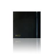 (Soler & Palau) Вентилятор накладной SILENT-100 CRZ BLACK DESIGN-4C (230V 50) с таймером