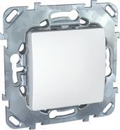 Заглушка в рамку 45х45 Schneider Electric/Unica MGU5.866.18ZD