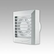 EURO 4A, Вентилятор осевой вытяжной с автоматическими жалюзи D 100 - Эра