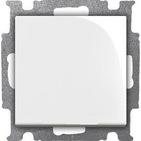 Выключатель 1-кл., альпийский белый, ABB Basic 55 (1012-0-2139)