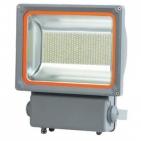 100W IP65 (LED). Прожектор симметричный светодиодный влагозащищенный ДО-100Вт IP65 6500К 8300Лм PFL-SMD-100w/CW/GR JazzWay (1024947-3)