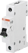 ABB S201 Автоматический выключатель 1P 16A (B) 6kA (2CDS251001R1165)