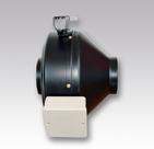 (ЭРА) Вентилятор MARS GDF 150 центробежный канальный приточно-вытяжной, стальной