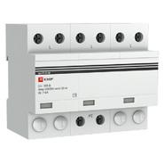 Устройство защиты от импульсных перенапряжений Тип 1 Iimp 25kA (10/350?s) 3P EKF
