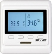 Терморегулятор HW500 с функцией антиобледенения Grand Meyer белый (Голландия)