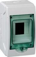 Kaedra IP65. Щит навесной 6 модулей пыле-влагозащищенный