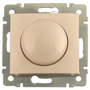 Светорегулятор поворотный 40-400Вт - диммер - слоновая кость Legrand Valena 774161