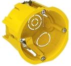 Подрозетник 68х50мм металлические лапки ГИПРОК Schneider Electric 1450414R