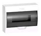 Бокс 1ряд/12мод навесной с прозрачной дверцей, 2 клеммы, IP40, EASY 9 Schneider Electric (EZ9E112S2SRU)