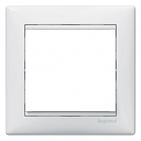 Рамка 1 пост (одноместная) белая 774451 Legrand (Легранд) Valena (Валена)