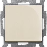 Выключатель 1 кл. перекрёстный, бежевый, ABB Basic 55 (1012-0-2152)