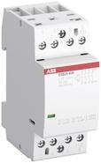 ABB Контактор ESB25-40N-06 25А АС-1, 4НО катушка 220B AC/DC