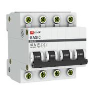 Выключатель нагрузки 4P 40А ВН-29 EKF Basic