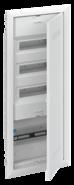 Шкаф комбинированный  с дверью с вентиляционными отверстиями (5 рядов) 36М - ABB