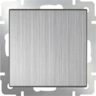 Заглушка, WL02-70-11 - глянцевый никель, Werkel