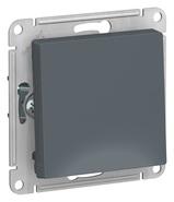 Переключатель перекрестный, сх.7, 10АХ, механизм - грифель, Schneider Atlas Design