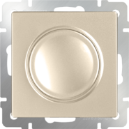 Светорегулятор, WL11-DM600 - шампань, Werkel