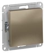 Перекрестный переключатель, сх.7, 10АХ, механизм - шампань, Schneider Atlas Design