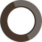 Рамка на 1 пост, WL21-frame-01 Ретро - коричневый, Werkel Favorit Runda