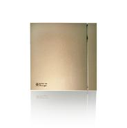 (Soler & Palau) Вентилятор накладной SILENT-200 CHZ CHAMPAGNE DESIGN-4C с таймером и датчиком влажности