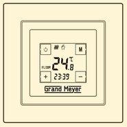 Терморегулятор сенсорный - крем, Mondial Series, Grand Meyer