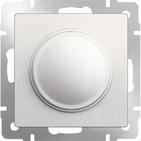 Светорегулятор, WL13-DM600 - перламутровый рифленый, Werkel