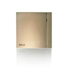 (Soler & Palau) Вентилятор накладной SILENT-200 CRZ CHAMPAGNE DESIGN-4C с таймером