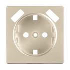 Накладка для USB розетки, WL11-USB-CP - шампань, Werkel