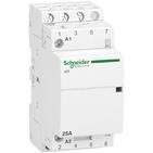 Контактор 25A 3НО (2 мод.) 220В АС 50ГЦ Schneider Acti9 iCT