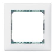 Рамка Белый/Кристалл 1 пост (одноместная)  774461 Legrand (Легранд) Valena (Валена)