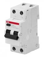 Дифавтомат 2P C6 30ma 4.5Ka ABB Basic M (BMR415C06)