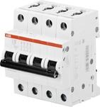 Автоматический выключатель 4P C20 ABB S204