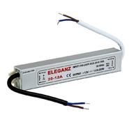 20W IP67 Трансформатор влагозащищенный 12V 160*30*20мм Eleganz (1200)