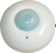 Датчик движения ИК потолочный 1200w 360 гр. 6м IP20 белый FERON (SEN5 бел.)