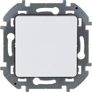Выключатель 1 кл - белый INSPIRIA 673600